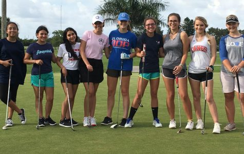 MHS Golf tee's off in 2018