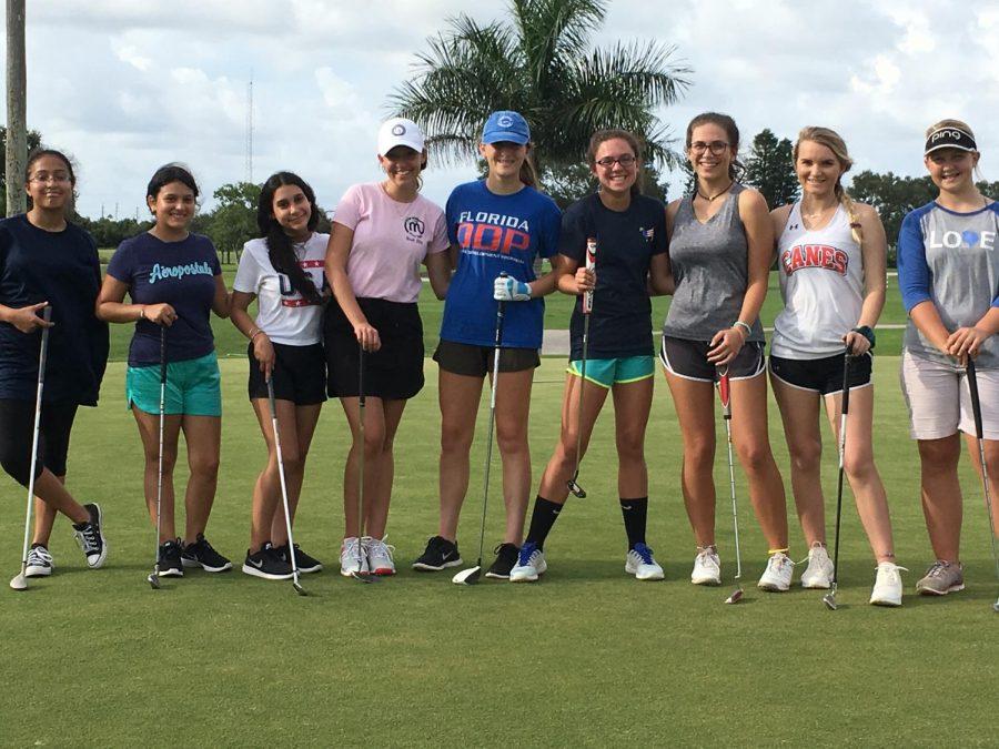 MHS Golf tee's off in 2018