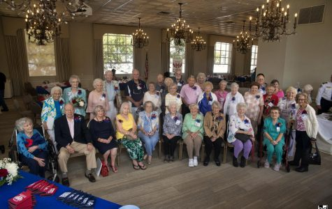 Manatee High School reunion for alumni from the 40's.