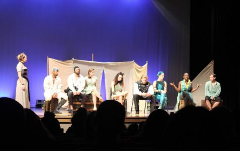 The Tempest at Manatee High School