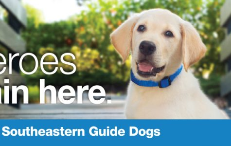 "Southeastern Guide Dogs ""Raise a Puppy"" program"