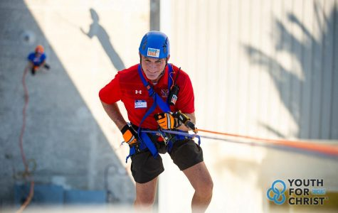 Principal David Underhill climbing higher to inspire