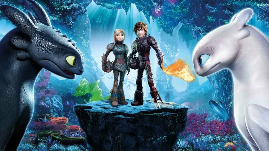 How to Train Your Dragon is pretty great