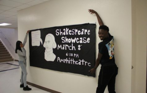 Much ado about the Shakespeare Showcase