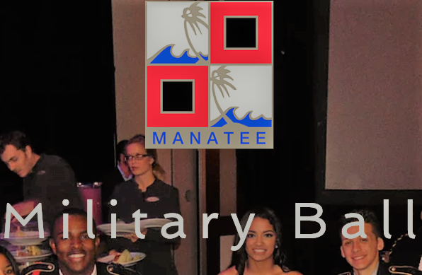The annual JROTC Military Ball