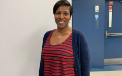 Mrs. Rivers awarded with the Congressional Teacher Award