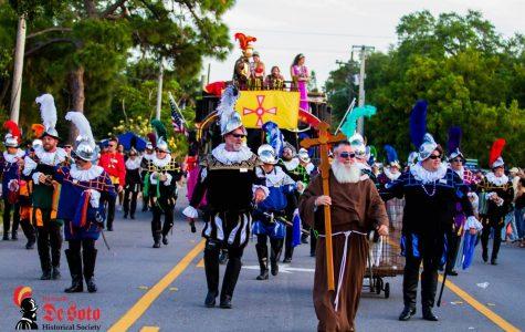 MHS at the DeSoto Grand Parade