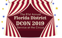 The Key Club of the Florida District holds its 81st annual DCON