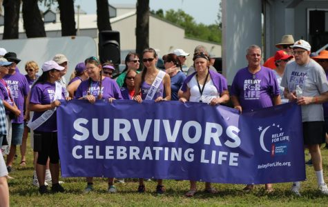 'Canes bring spirit to Relay for Life