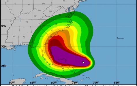 Major hurricane to bear down on Florida