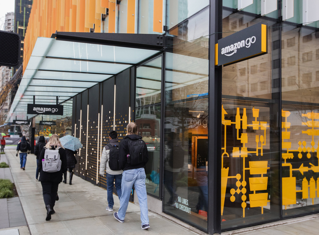 Amazon Go, a revolution in convenience