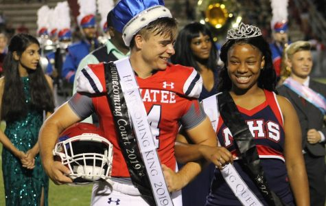 Behind the scenes of the 2019 Homecoming Court