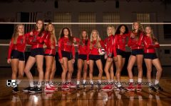 Lady Canes Volleyball is serving it up