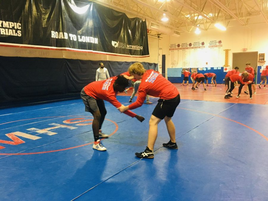 Wrestling with tradition