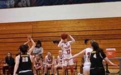 Girls basketball keeps fighting