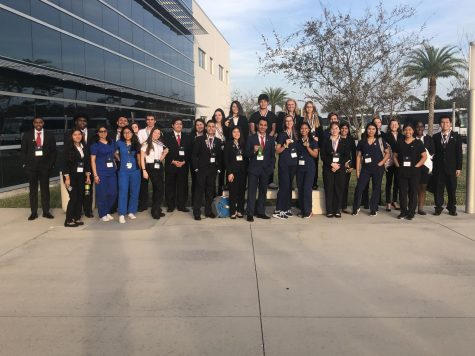 HOSA cleans up