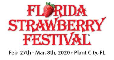 Strawberry festival opening
