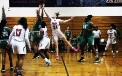 Manatee girls' basketball loses against Fort Myers