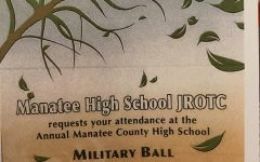 Manatee hosts the annual Manatee County military ball
