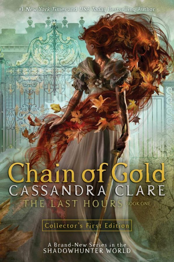 "Cassandra Clare is back with new exciting adventures in ""Chain of Gold"""