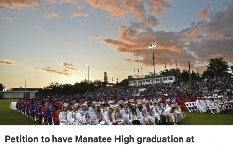 2020 graduation in Hawkins Stadium is a possibility because of this petition