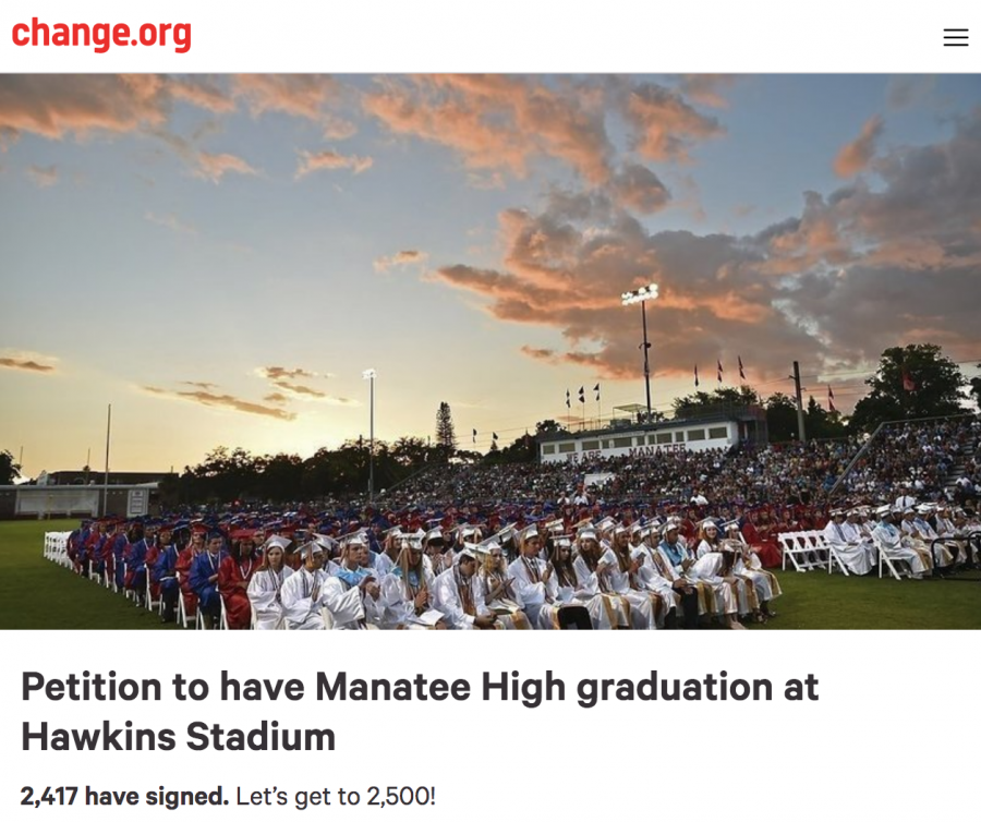 2020+graduation+in+Hawkins+Stadium+is+a+possibility+because+of+this+petition