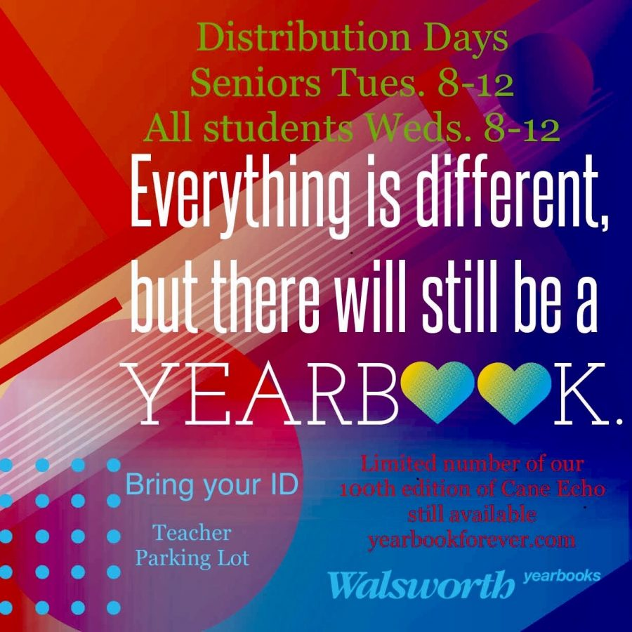 Yearbook Distribution Day