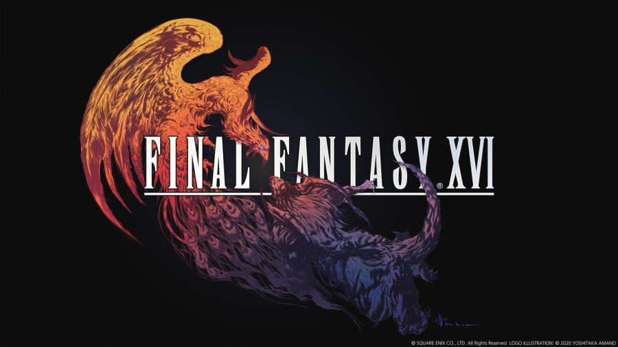 Final Fantasy 16's logo revealed (Image Credit: © SQUARE ENIX CO., LTD. All Rights Reserved. LOGO ILLUSTRATION: © 2020 YOSHITAKA AMANO).