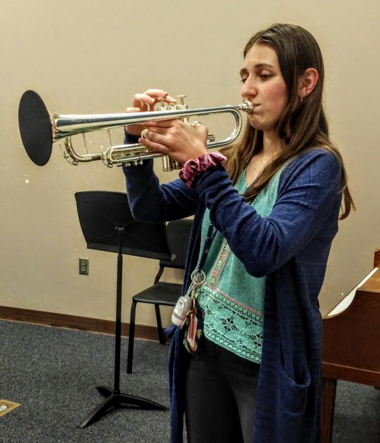 Triumphant Year for the Trumpet Player