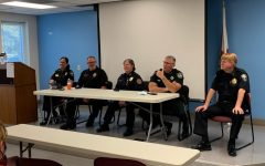 """Conversations with the Cops—All of Manatee County's law enforcement agencies speak with juniors about the challenges and rewards about their job. Foster noted that she learned lots of valuable information from the panel. """"Captain Schafer at the Manatee County Sheriff's Office is so crucial in helping us organize this event,"""" said Foster."""