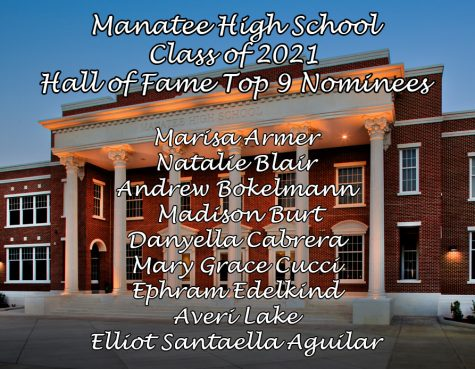 Hall of Fame Nominees