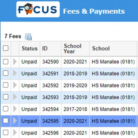 Fee deadlines for seniors