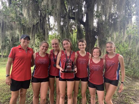 Girls cross country wins second in first meet
