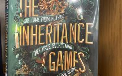"""Don't judge a book by its cover - The Inheritance Games is written for those who enjoy romance and mystery all in one. The sequel, The Hawthorne Legacy, has been recently released and will add more to the small cliffhanger at the ending of the original. """"I definitely am reading the second book because I just want to figure out what happens next,"""" said sophomore Allie Steffensen."""